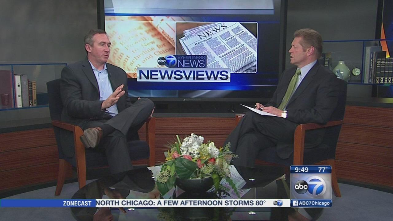 Newsviews: Chicago Park Districts Michael Kelly