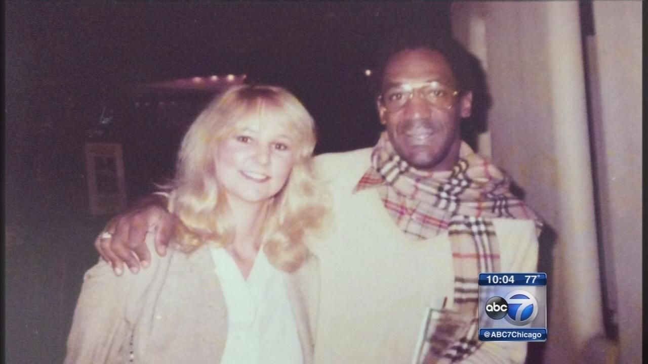 Cosby accuser says she was raped in Chicago hotel