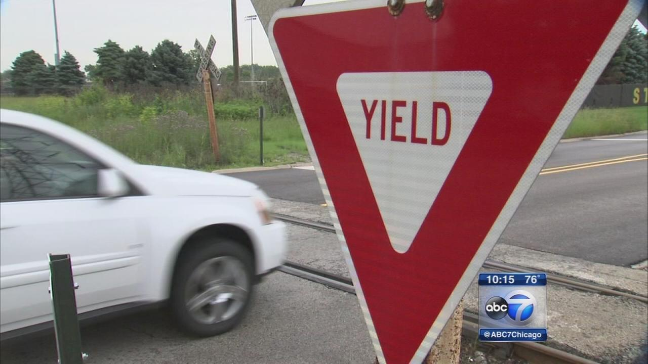 Deadly train crossings in Chicago area