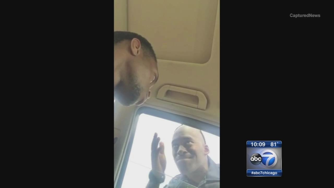Suburban cop investigated for foul-mouthed traffic stop