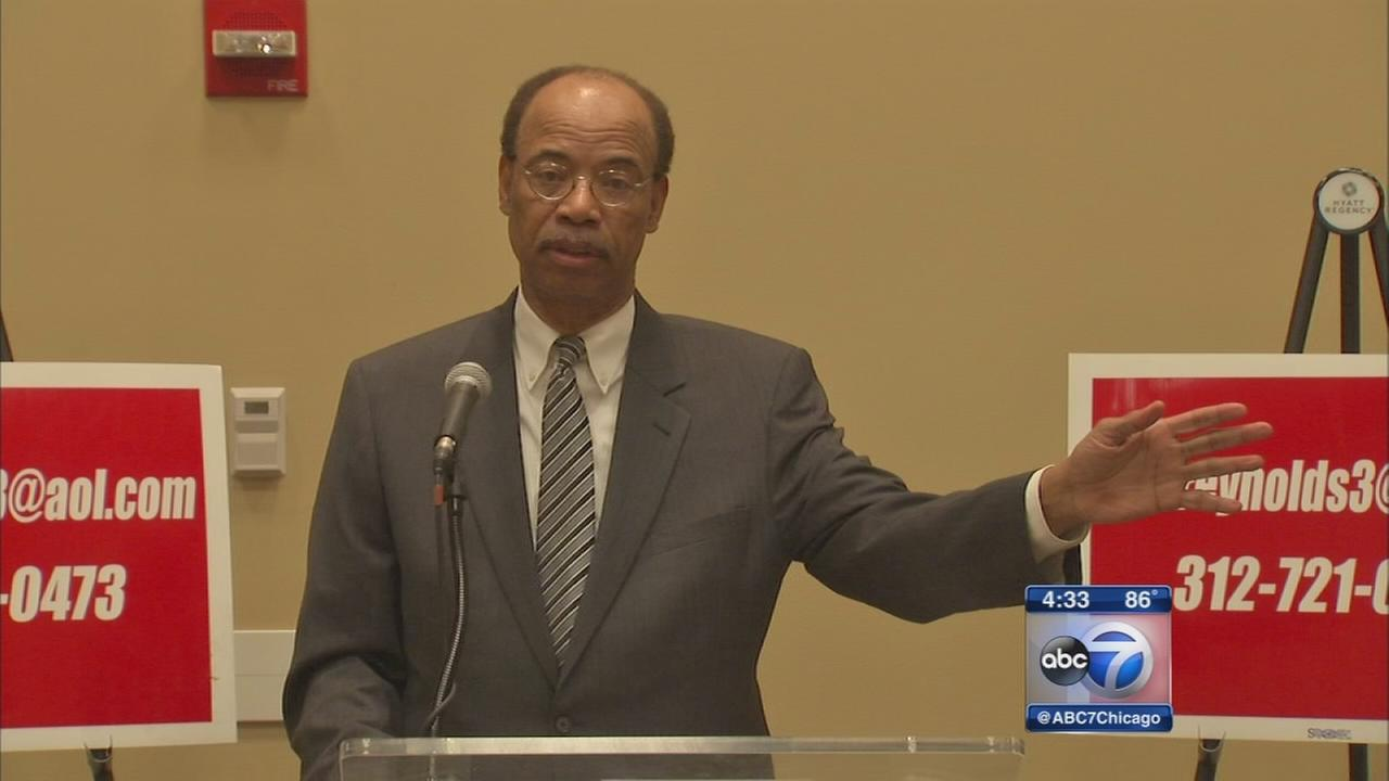 Mel Reynolds blames businessman for tax problems