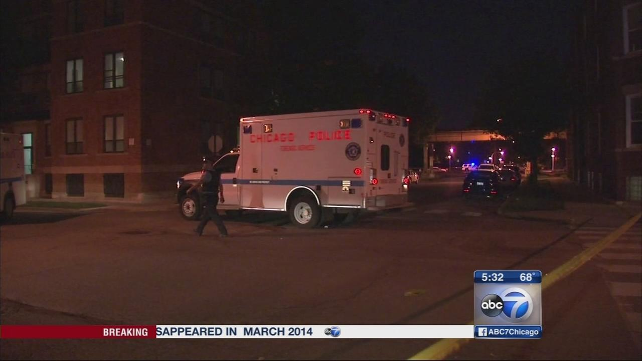 Bronzeville standoff ends after nearly 8 hours