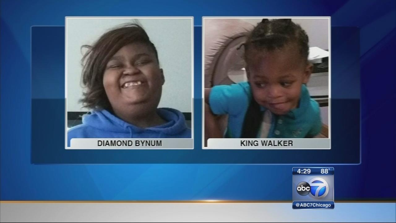 Search underway for missing Gary woman, nephew