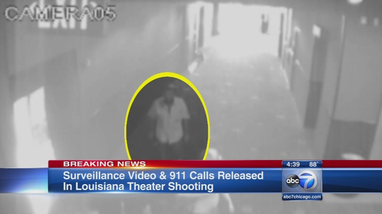911 calls describe harrowing scene after theater shooting