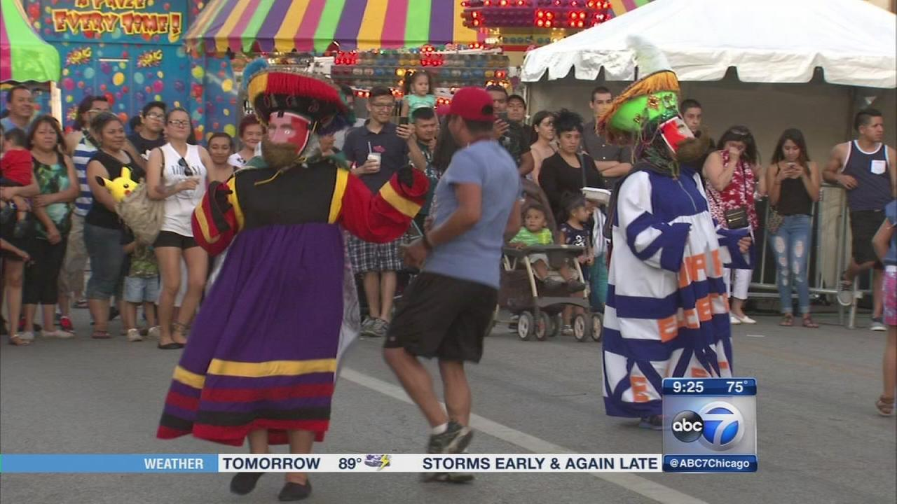 Fiesta del Sol celebrates Latino culture in Pilsen