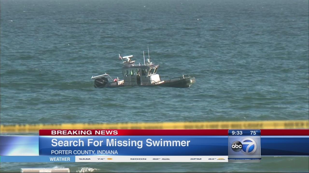 USCG continues search for missing swimmer