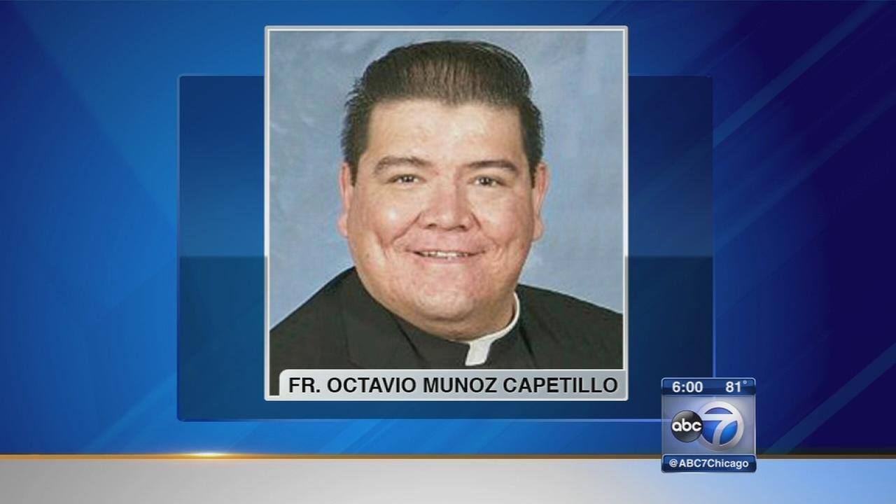 Fr. Munoz removed from ministry during investigation