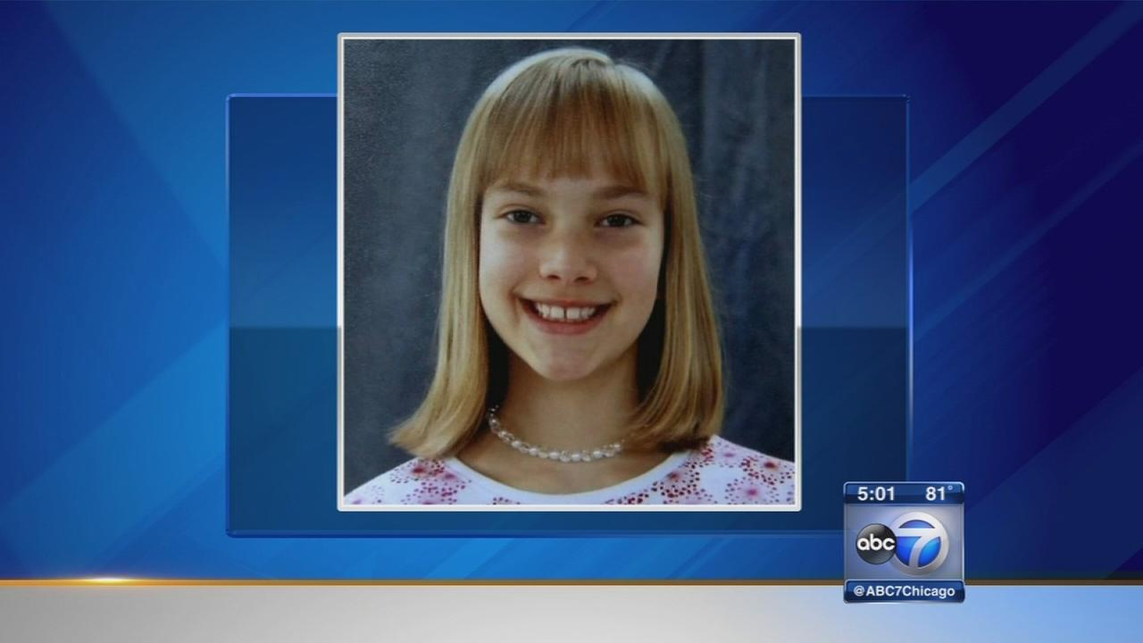 Girl, 10, mourned after camping accident