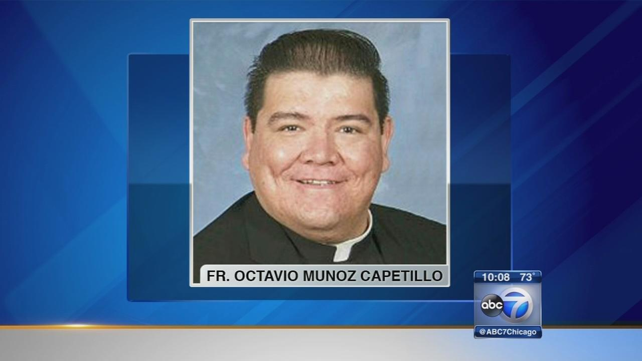 Chicago priest removed from ministry