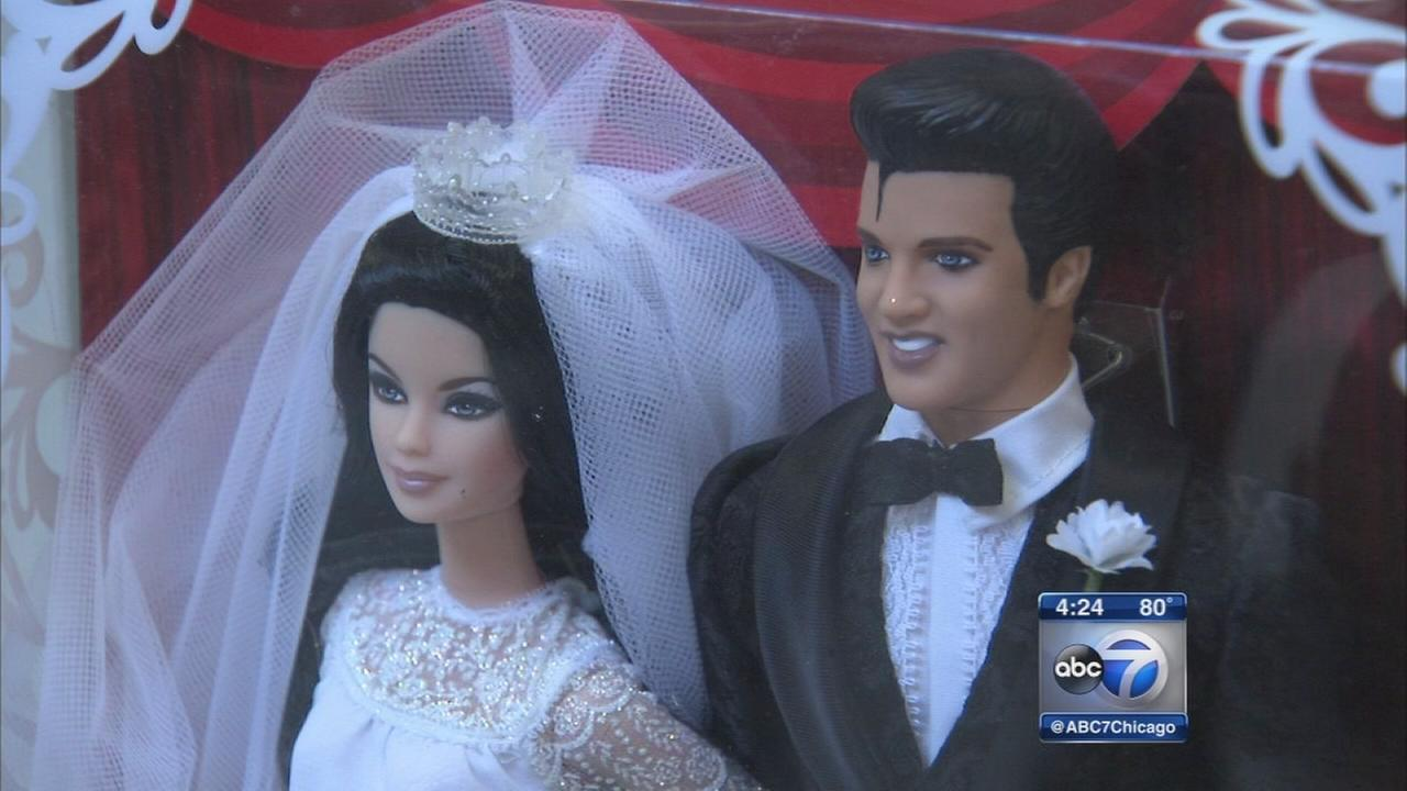 2,000 Barbie dolls on auction