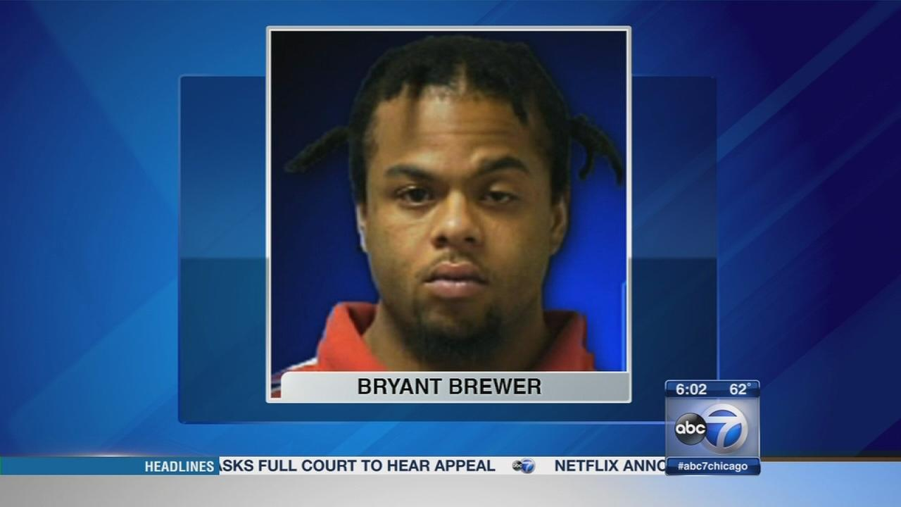 Bryant Brewer convicted of killing Chicago officer