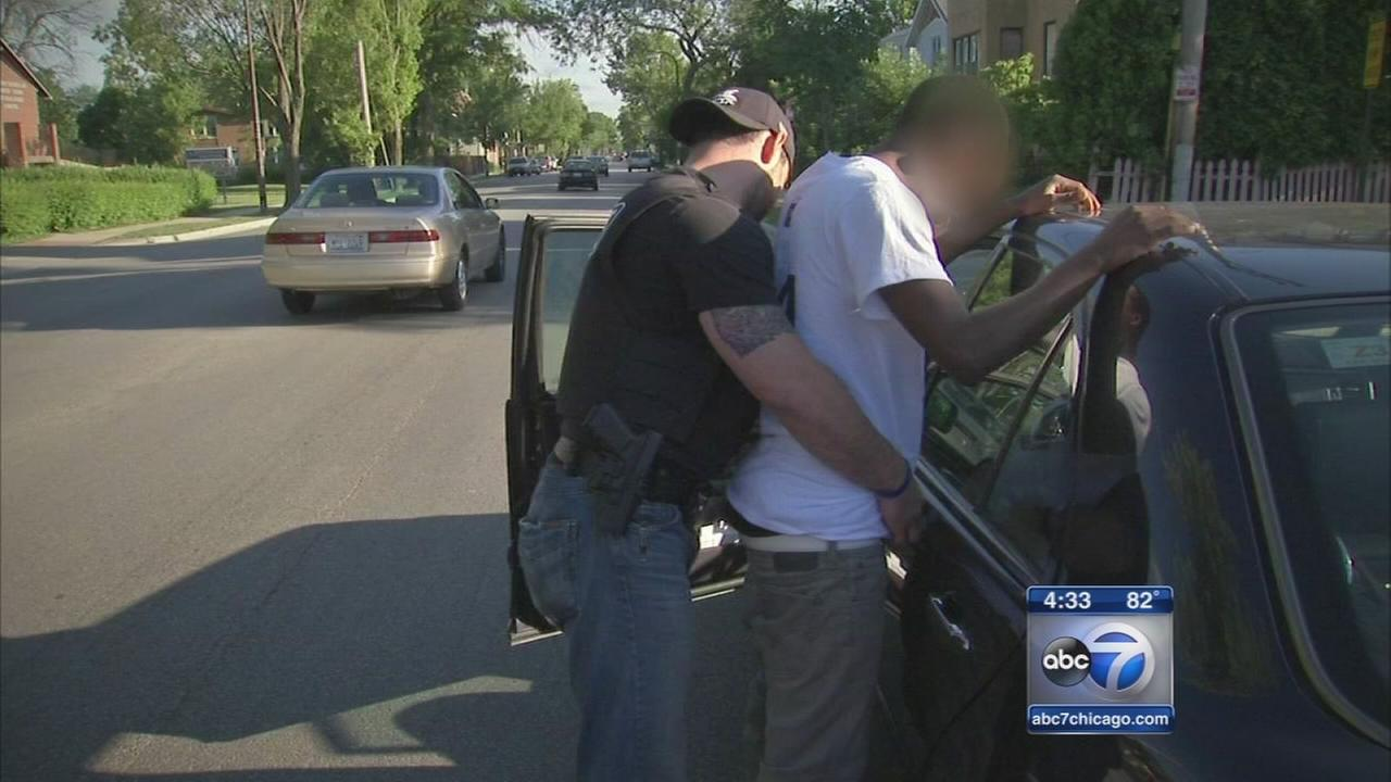 CPD reforms stop-and-frisk policy