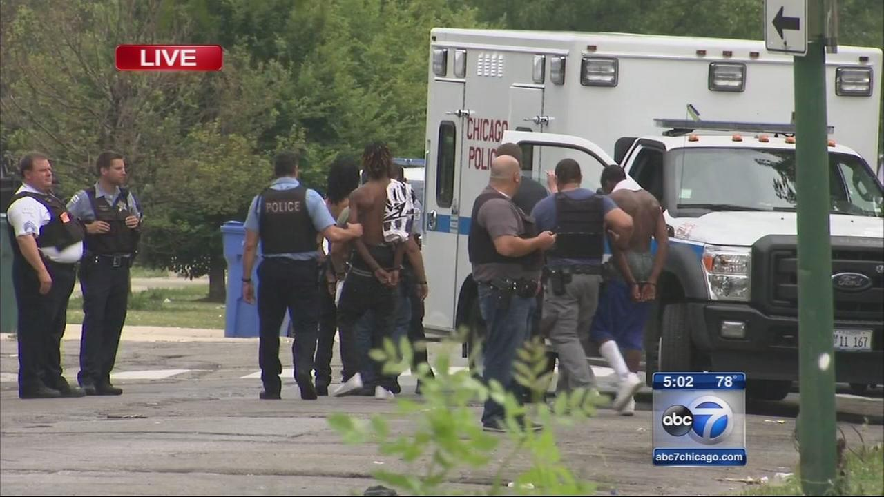 Standoff with CPD SWAT team ends peacefully on West Side