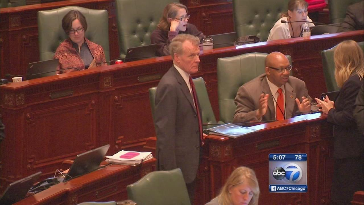 Federal money stalled in Springfield