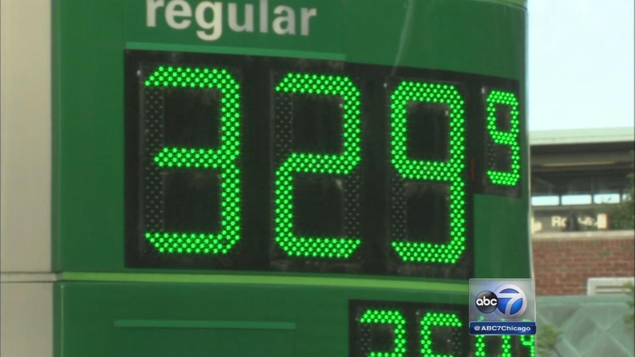 Gas prices expected to rise in Chicago