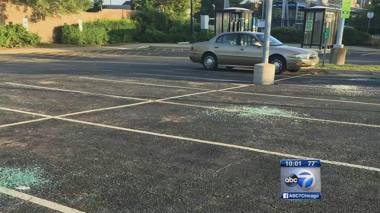 Rash of break-ins at Metra parking lots