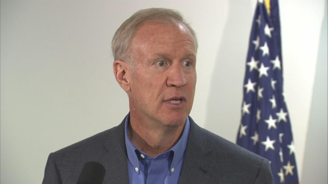 Rauner announces plan for CPS and taxes