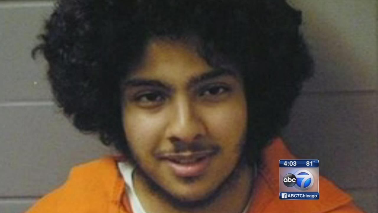 Terror suspect tried to kill inmate