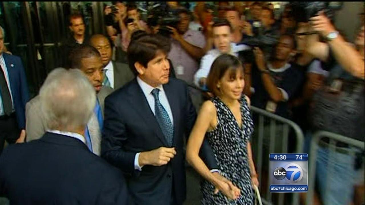 Blagojevich motion for review denied
