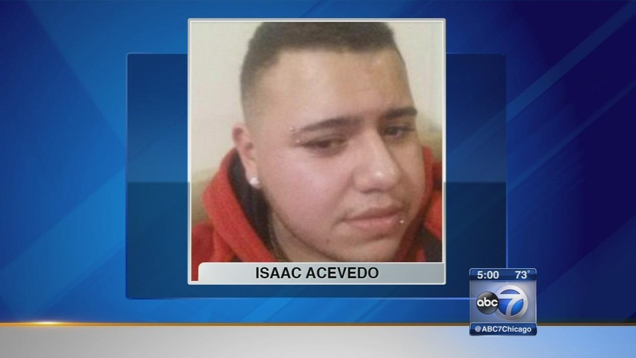 Isaac Acevedo killed in Logan Square
