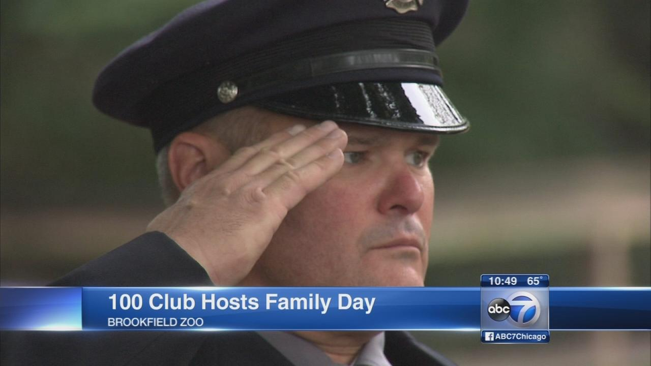 100 Club hosts Family Day at Brookfield Zoo