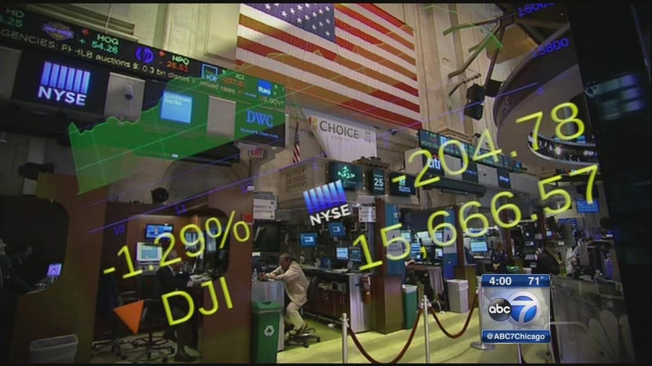 U.S. stocks reverse in final hour