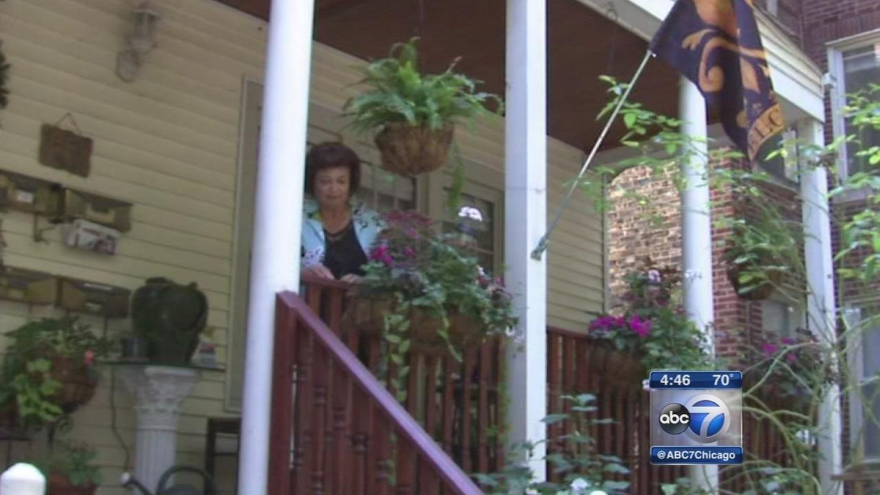 Woman displaced by Hurricane Katrina make Chicago home