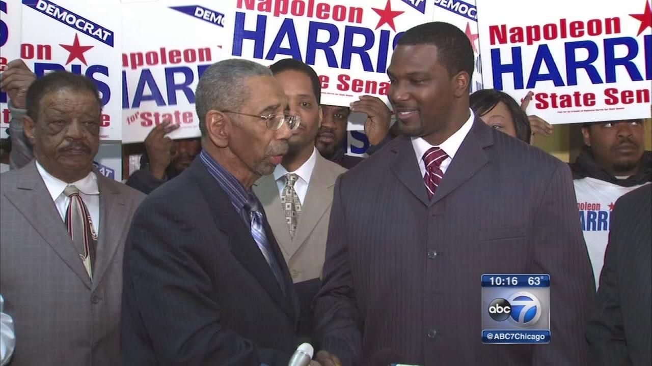 Napoleon Harris owes thousands to ex-employees