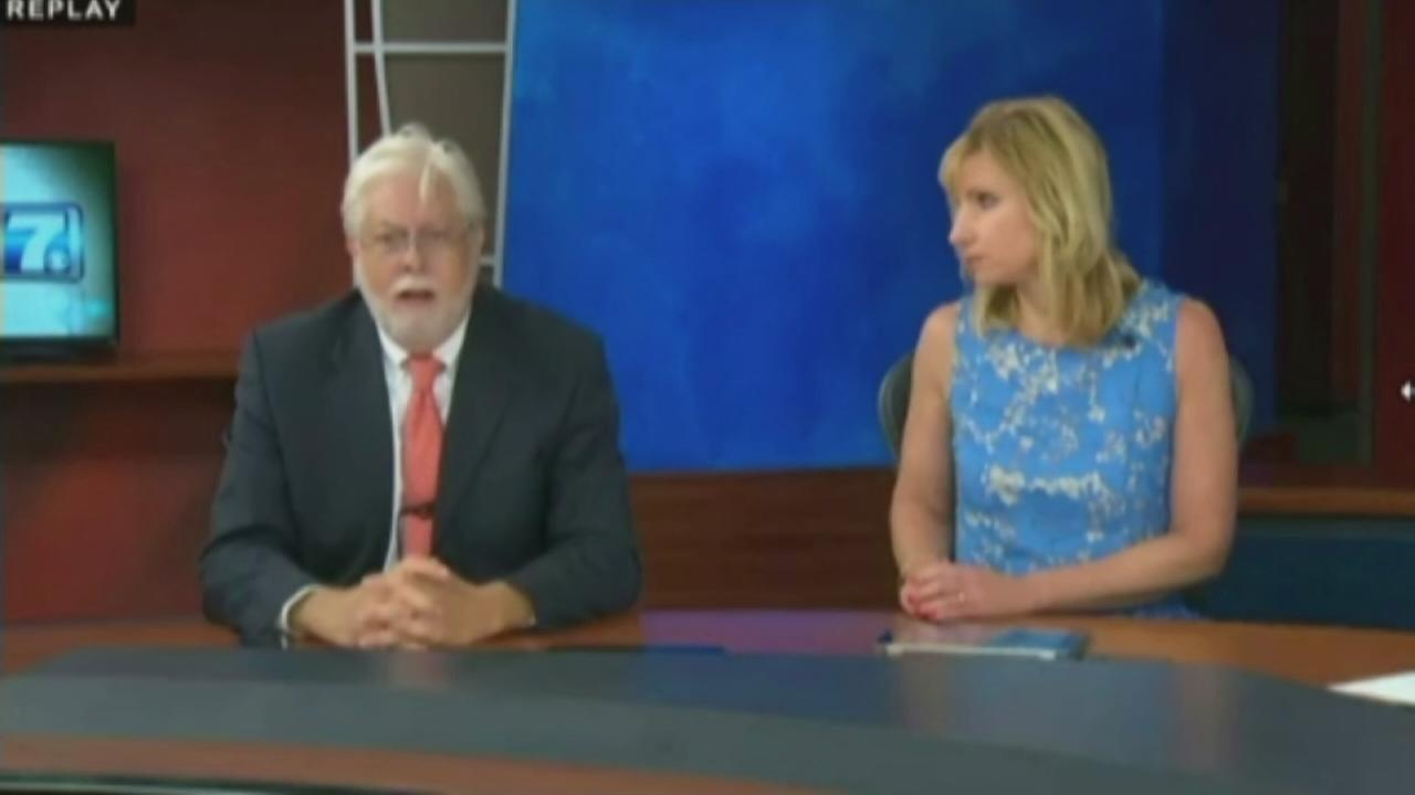 WDBJ GM talks about dangers of reporting