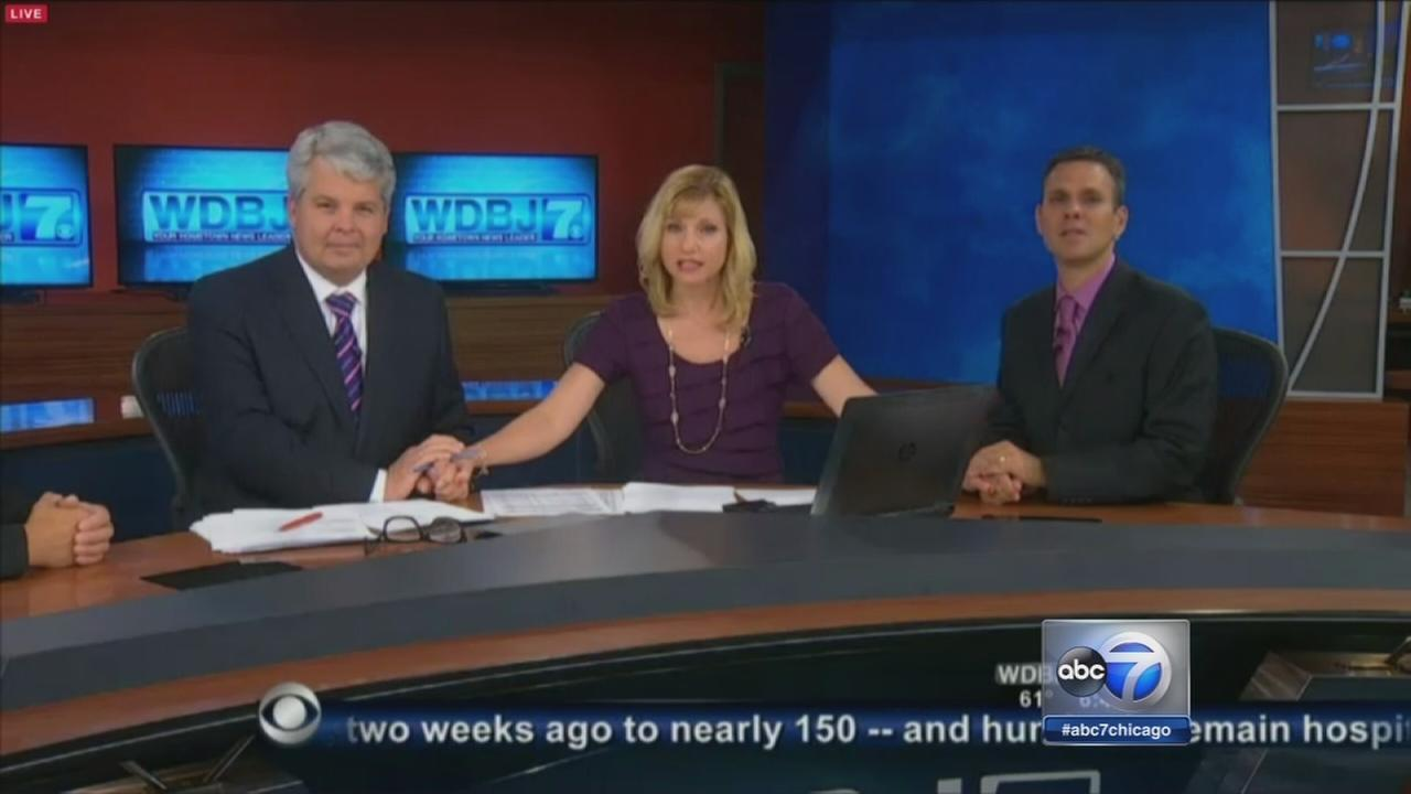 WDBJ remembers 2 killed on live TV