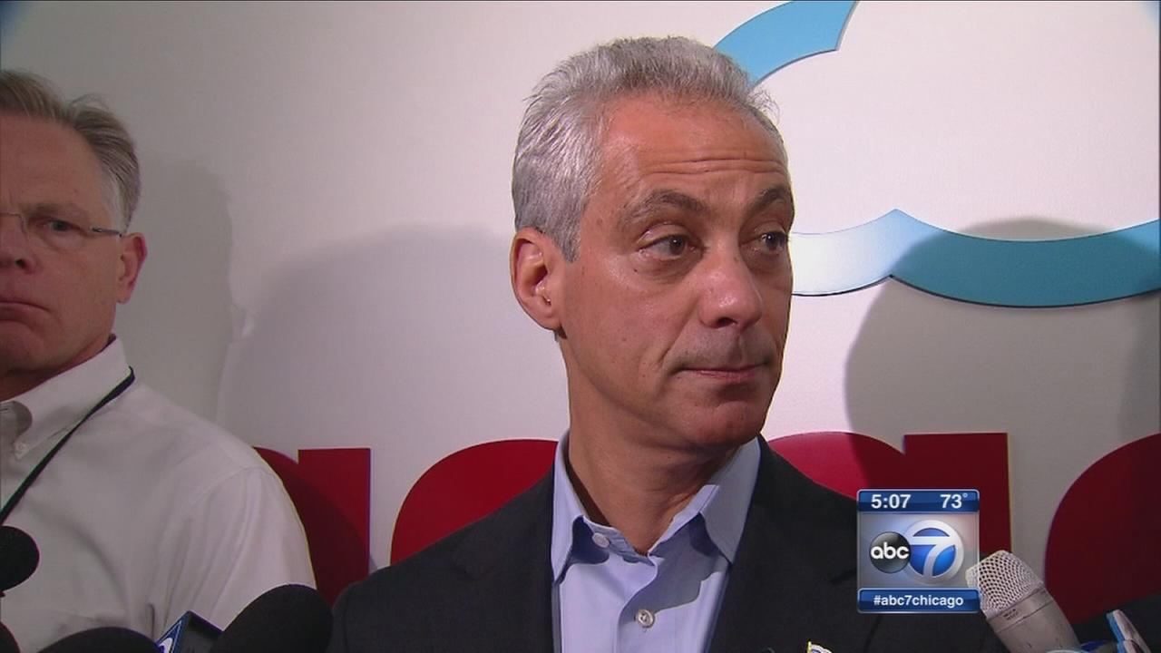 Mayor Emanuel defends CPS budget