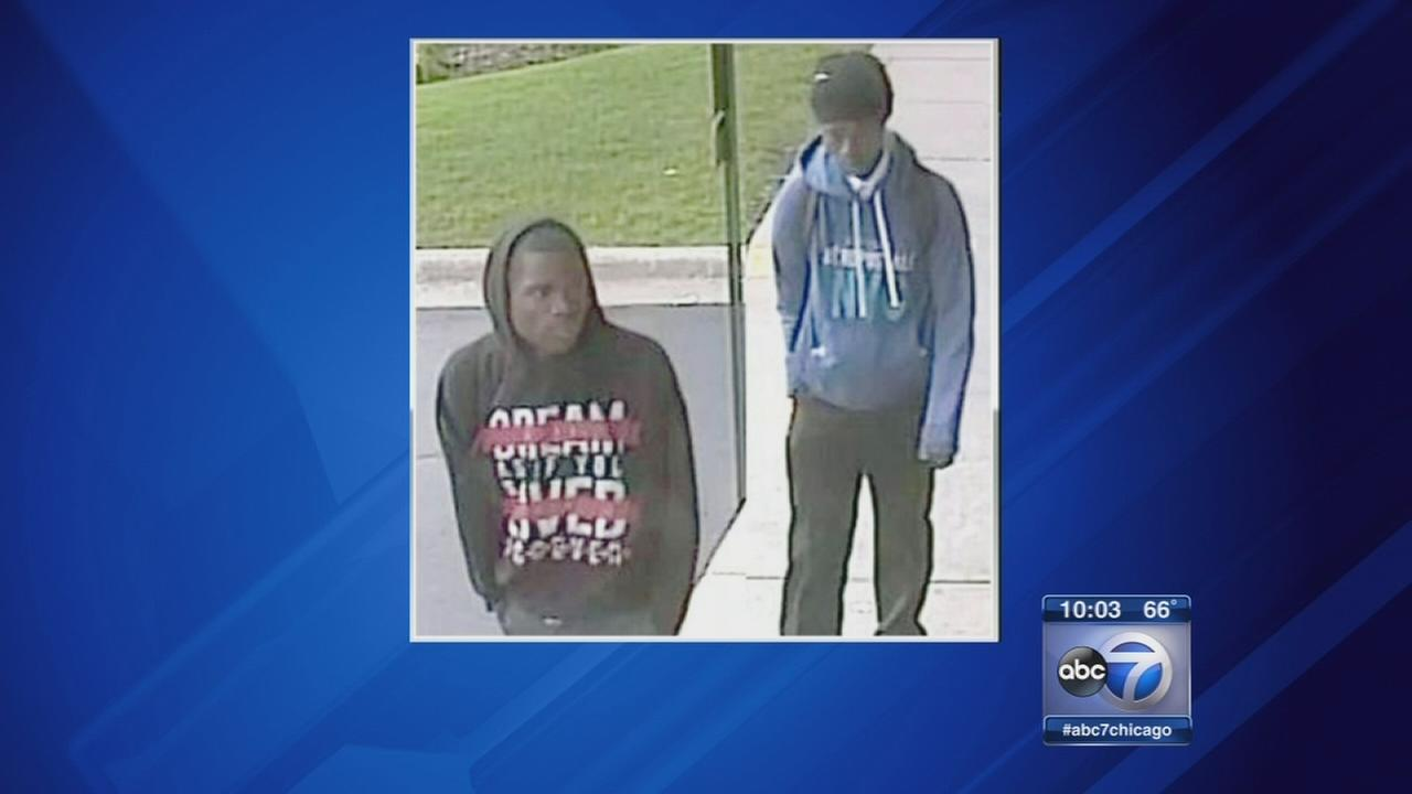 2 men rob Oak Lawn bank
