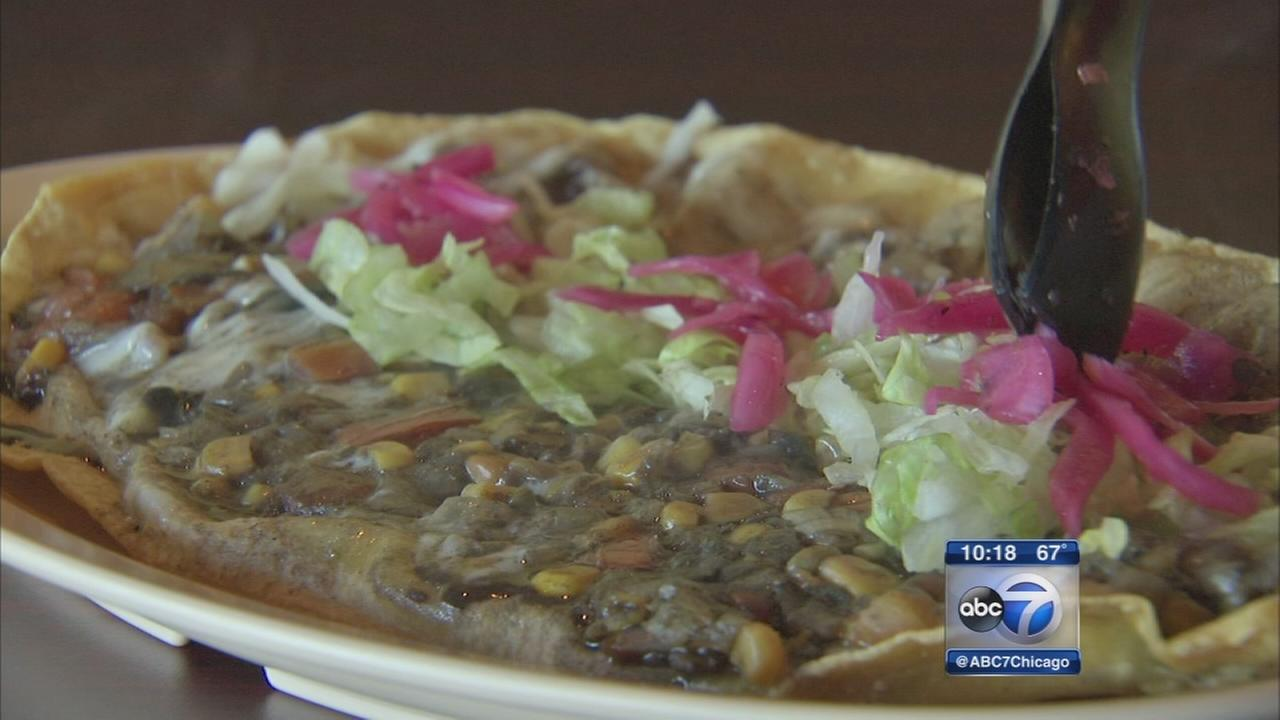 Quesadillas are centerpiece at family-owned restaurant business