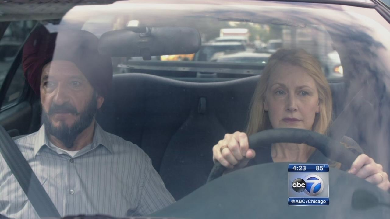 Ben Kingsley, Patricia Clarkson on ?Learning to Drive?