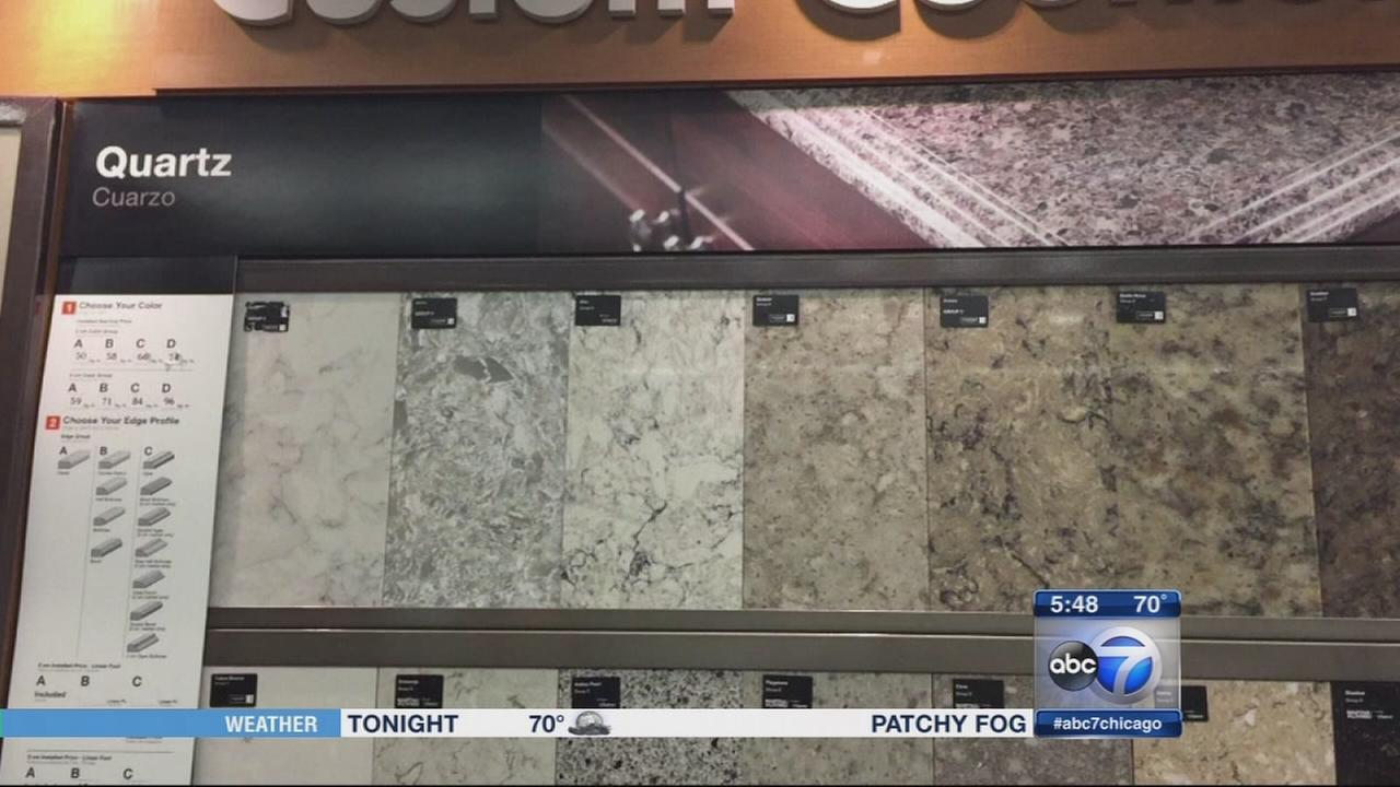 Consumer Reports: Long-lasting countertops
