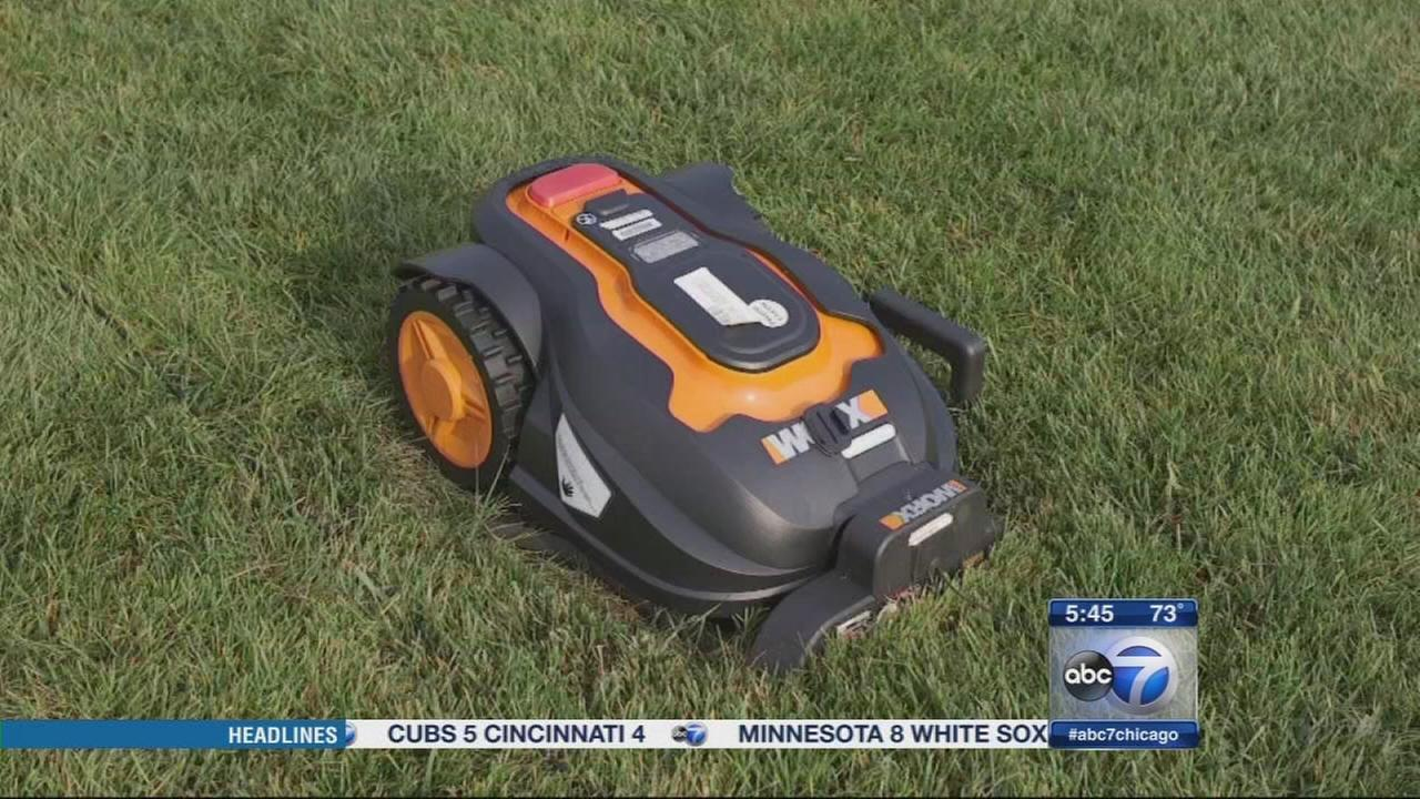 Consumer Reports: Robotic lawn mowers vs regular lawn mowers