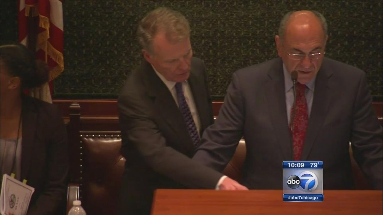 Rauner labor bill veto survives House override vote