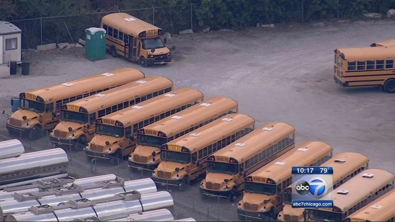 Orland Park parents frustrated with shoddy school bus service