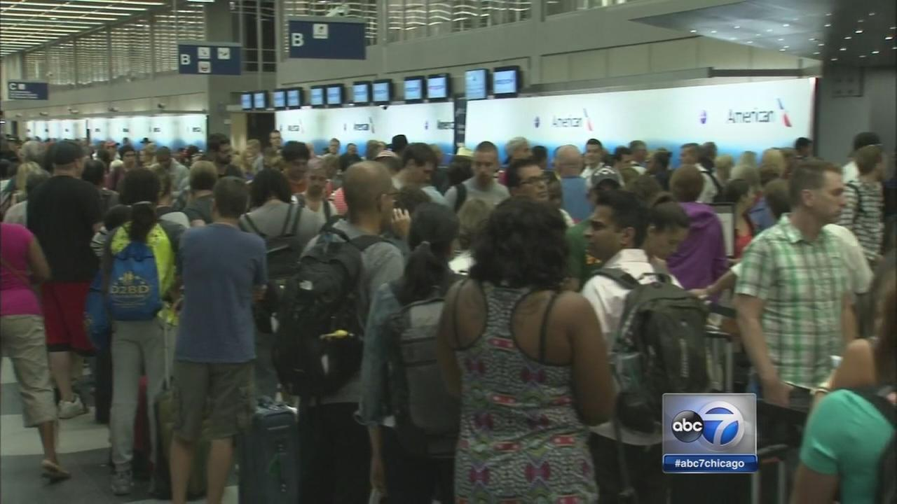 Busiest travel day of Labor Day weekend
