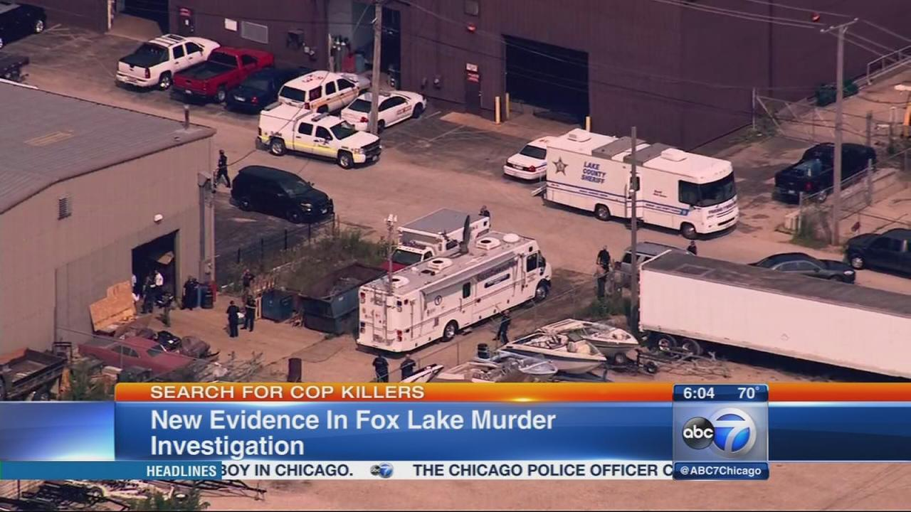 New evidence in Fox Lake investigation