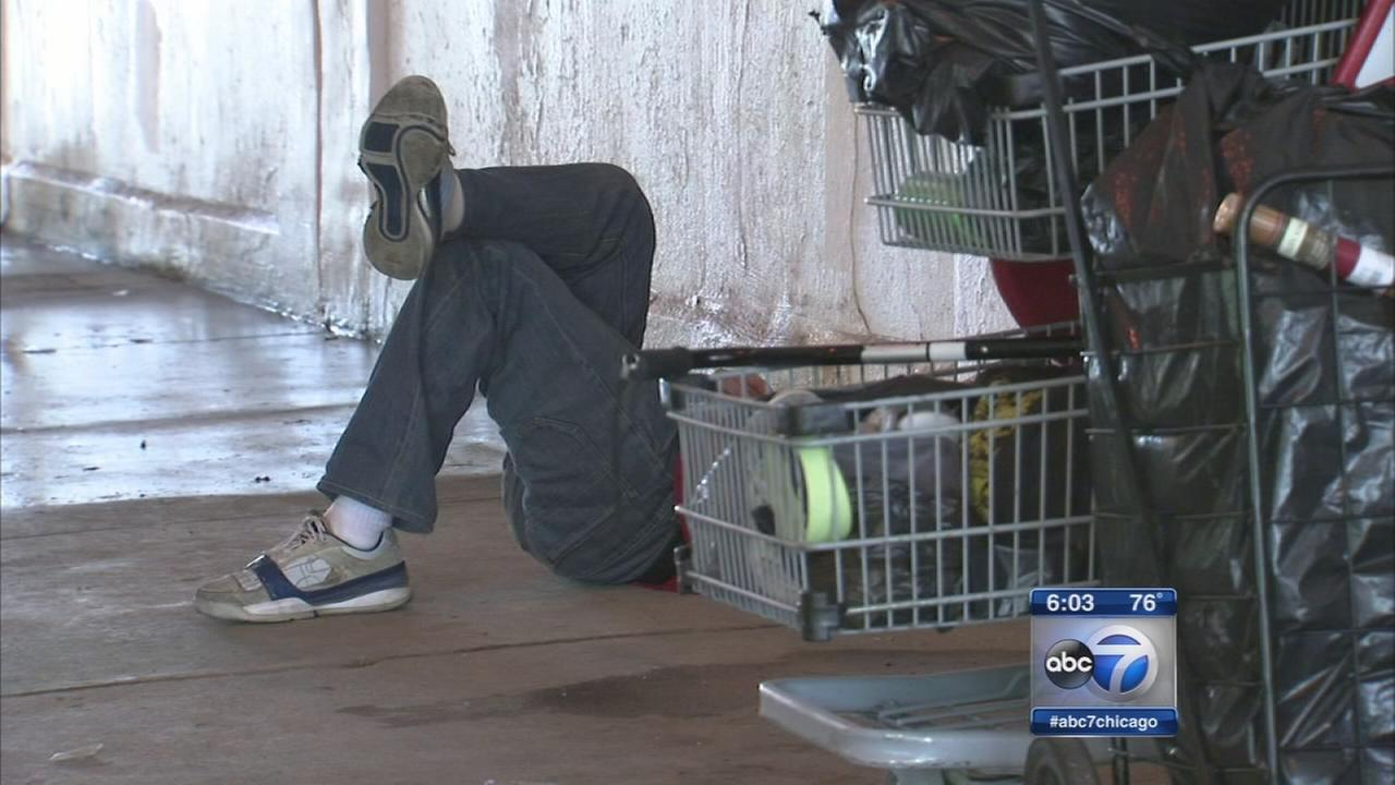 Report: State budget impasse causing homelessness in Illinois