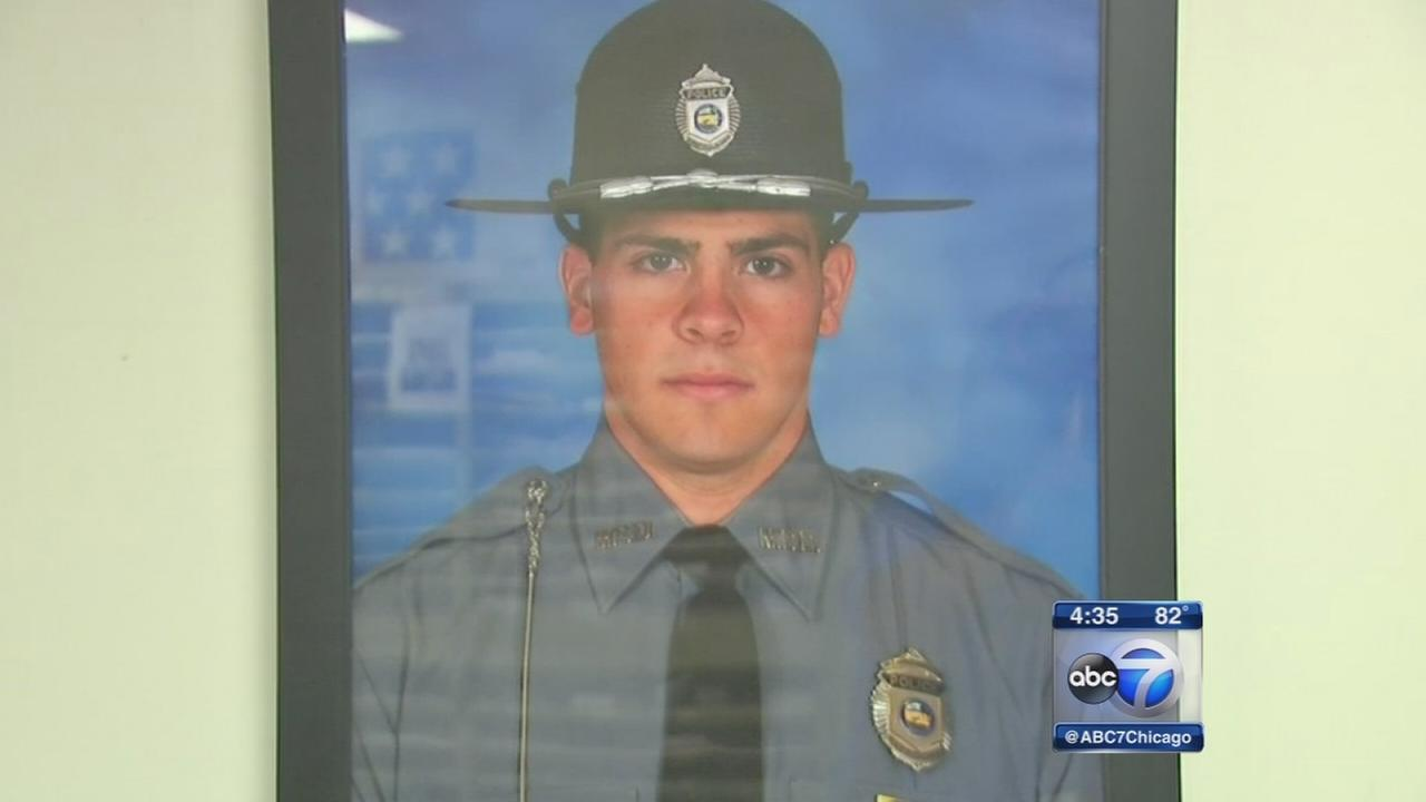 Fallen Merrillville cop to be honored