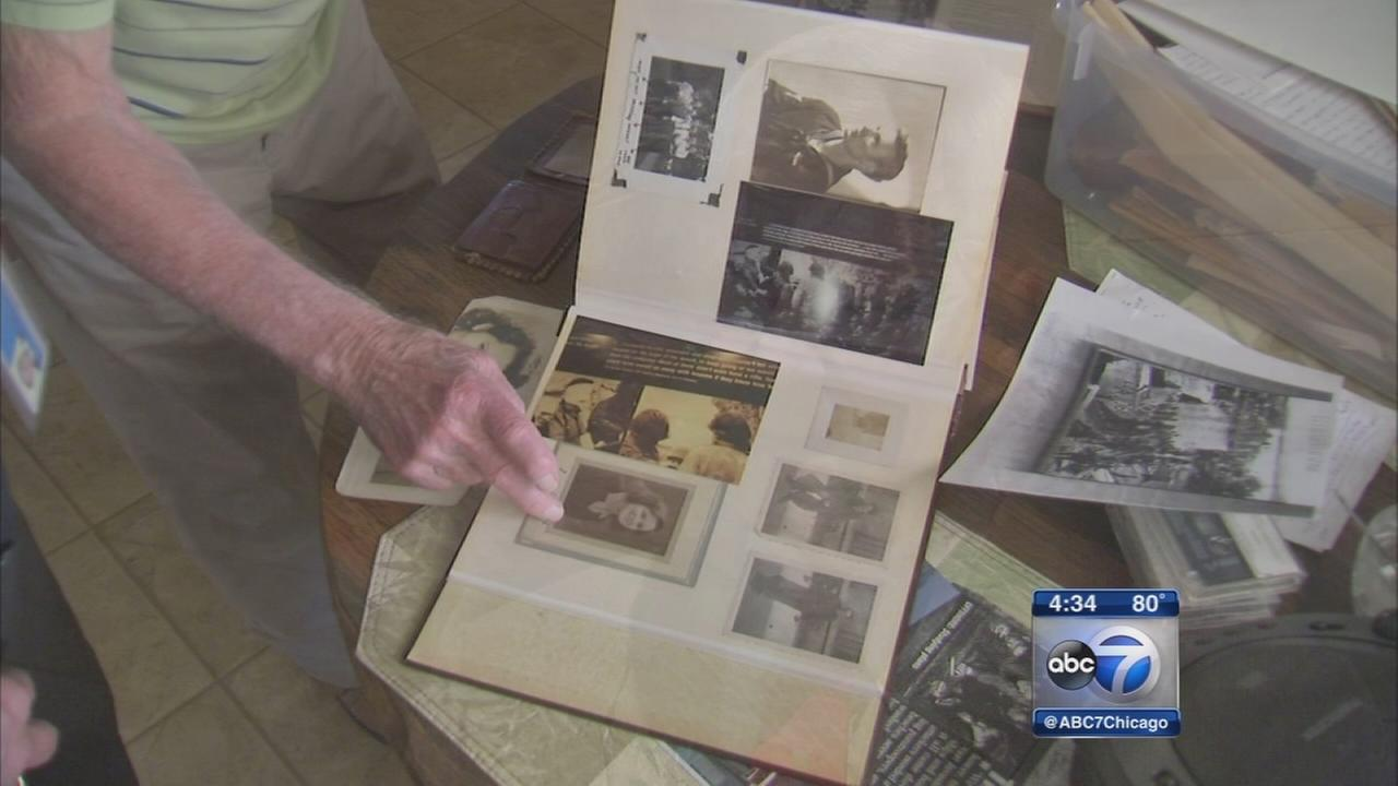 WWII vet, 90, talks of Normandy