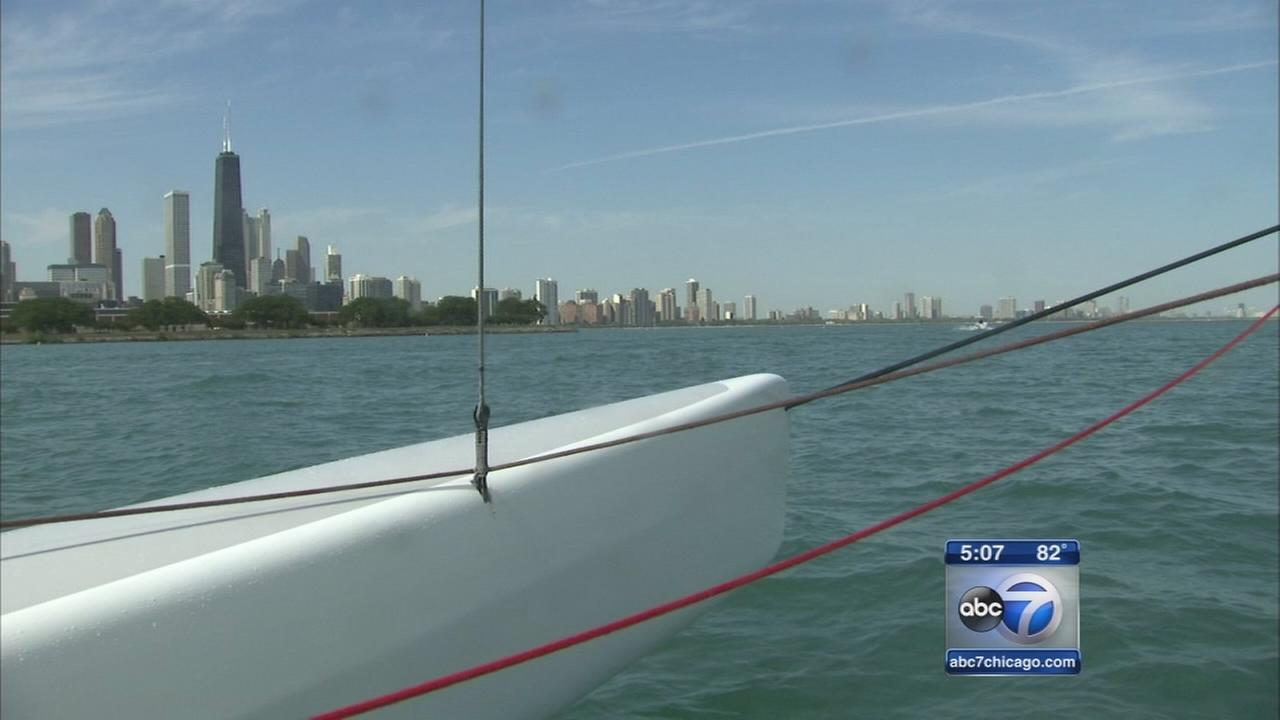 Chicago to host Americas Cup qualifying races next summer