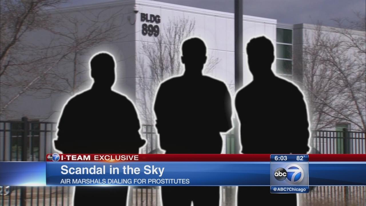 Scandal in the skies