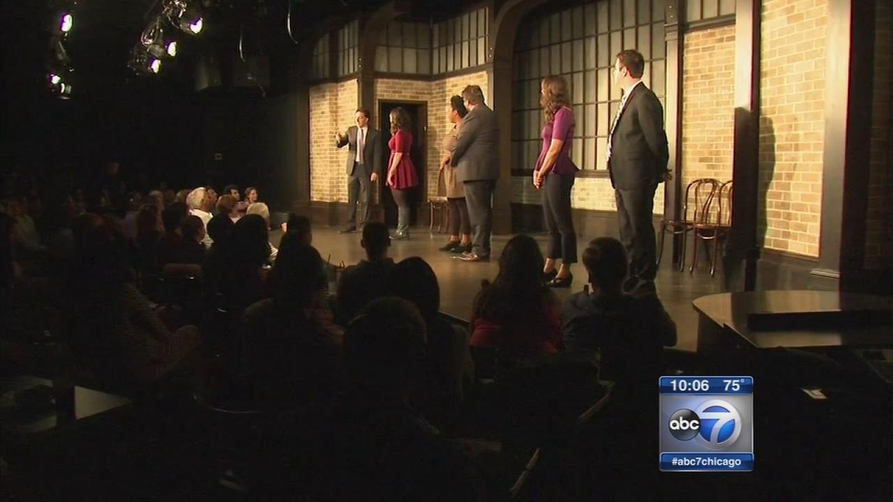Second City back in business