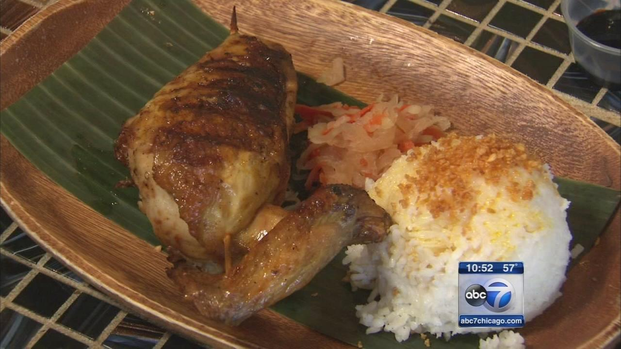 Bacolod Chicken Haus focuses on famous Filipino chicken dish