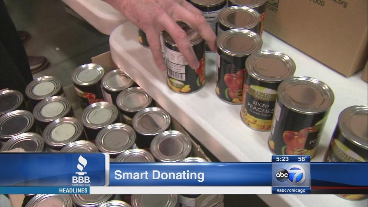 BBB: Use caution when donating to charities that dont disclose