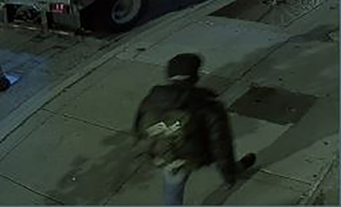 """<div class=""""meta image-caption""""><div class=""""origin-logo origin-image wls""""><span>WLS</span></div><span class=""""caption-text"""">Surveillance images of a suspect in several home invasions on the North Side this month. (Chicago police)</span></div>"""