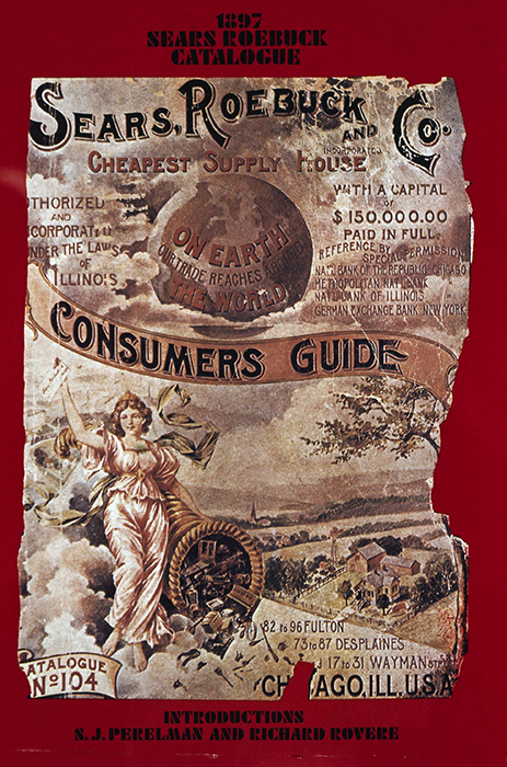 <div class='meta'><div class='origin-logo' data-origin='AP'></div><span class='caption-text' data-credit='AP Photo'>This is a undated photo of a vintage Sears and Roebuck catalog cover.</span></div>